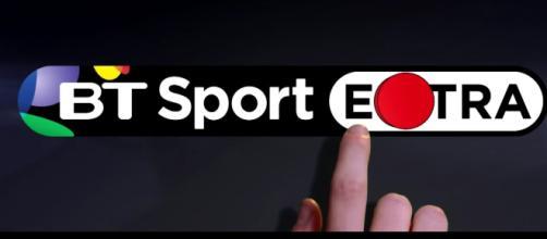 Southampton vs Manchester United live on BT Sport (Image via BT Sport)