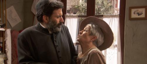 Trame, Il Segreto: scandalo a Puente Viejo, Don Berengario potrebbe essere sposato