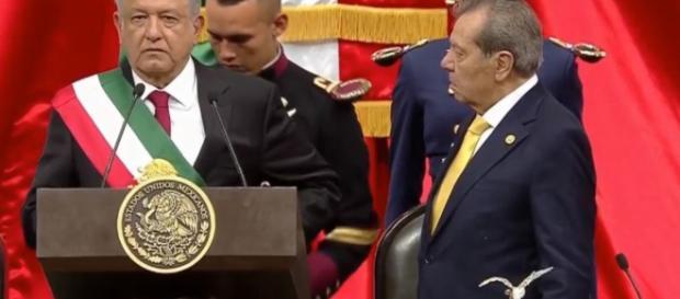 Andrés Manuel López Obrador asume como presidente de México. - andina.pe