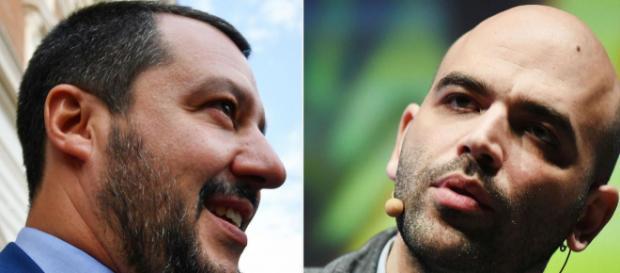 Caso Fredy Pacini: Roberto Saviano contro Matteo Salvini