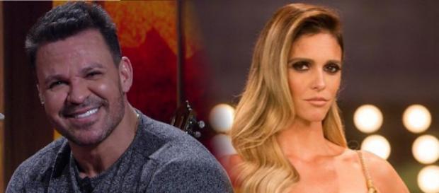 Fernanda Lima ficou furiosa quando soube que cantor iria ao Conversa Com Bial