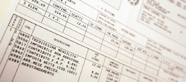 NoiPa, cedolino con importi stipendio dicembre e tredicesima in anticipo