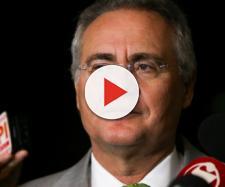 Aliados de Renan Calheiros pretendem levar Flávio Bolsonaro ao Conselho de Ética (Marcelo Camargo/Agência Brasil)
