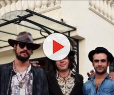 Barrio Viejo, la band argentina capitanata dall'ex calciatore Osvaldo