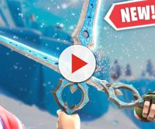 Melee weapons are coming to Fortnite Battle Royale. [Image source: Fortnite Premium / YouTube]