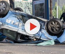 Torino, le immagini dell'incidente di oggi pomeriggio