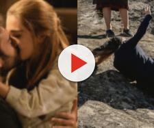 Trame, Il Segreto: Julieta libera di amare Saul, Antolina precipita nel burrone