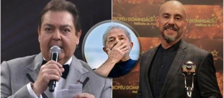Alexandre Nero citou trabalho de Lula realizado no nordeste (Reprodução)