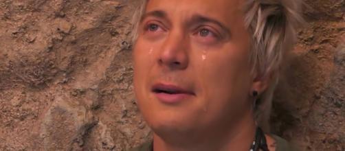 Andrea Mainardi si è fratturato il setto nasale