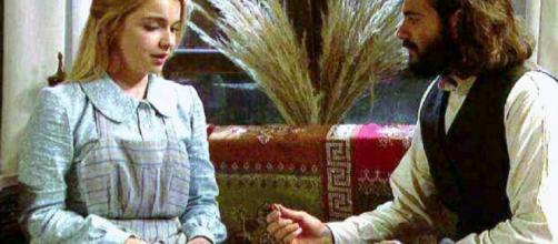 Anticipazioni Il Segreto: Isacco fa una proposta di matrimonio ad Antolina