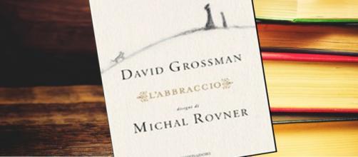 Cover del libro'L'abbraccio' di Grossman