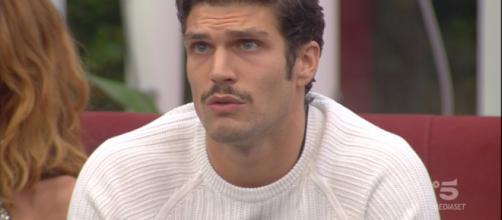Elia Fongaro, ex concorrente del Grande Fratello Vip 3