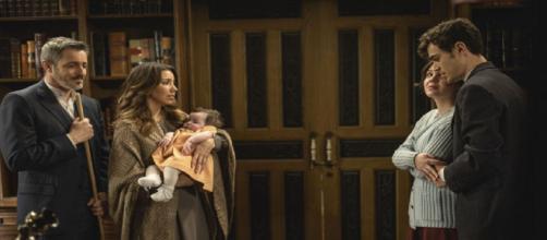 Il Segreto anticipazioni: Matias cambia look, Marcela teme che torni Beatriz