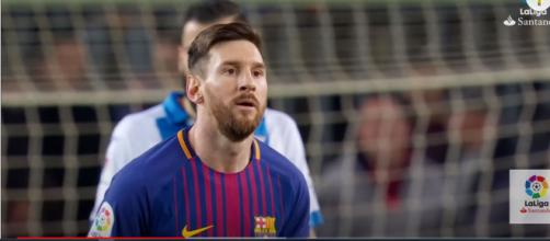 Leo Messi (Imagem via Youtube)