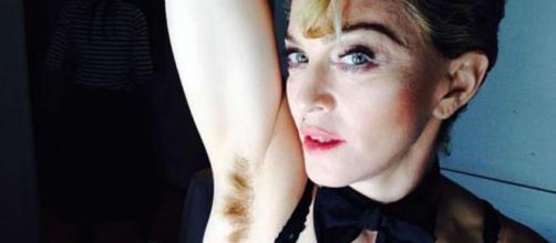 Madonna mostrou que não liga para as imposições sociais (Reprodução/Instagram)