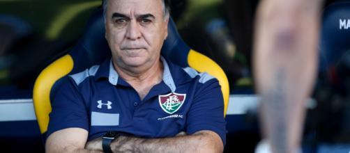 Marcelo Oliveira foi demitido antes da última rodada do Brasileirão 2018
