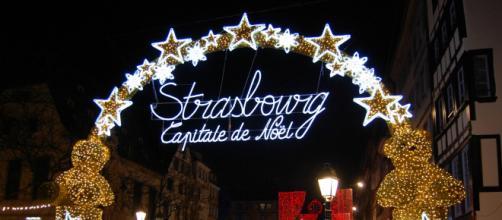 Mercatino di Natale a Strasburgo