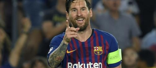 Messi rejoint Cristhian Stuani en tête du classement des buteurs