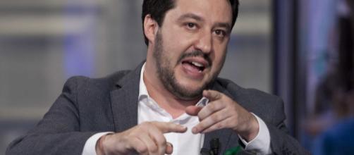 Matteo Salvini dice sì al completamento della Tav.