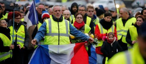 Sondage : les gilets jaunes crédités de 12% aux Européennes