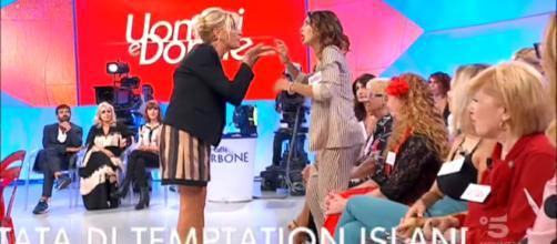 Uomini e Donne | Trono Over | Puntata 17 settembre 2018 - gossipblog.it