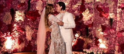 Whindersson Nunes e Luísa Sonza se casaram em fevereiro (Reprodução: Instagram)
