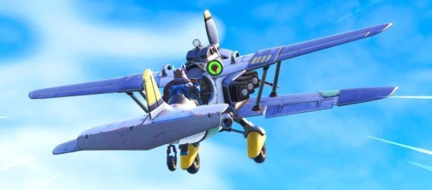 'Fortnite' planes to get a change. - [Epic Games / Fortnite screencap]