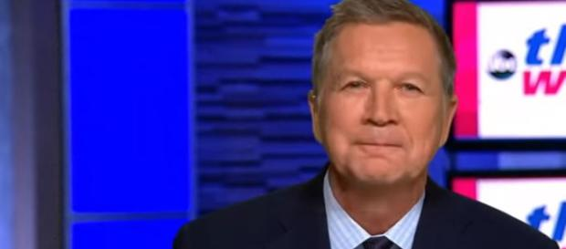 John Kasich could potentially kill a Trump re-election by teaming with Hickenlooper - Image credit - ABC News - YouTube