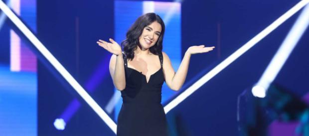 Marta, expulsada en la Gala 11. / RTVE.es