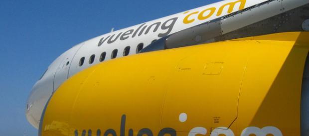 Piloti di Vueling in sciopero domenica 16 dicembre