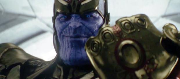 Thanos actor Josh Brolin trolled Marvel fans as he promoted the trailer for 'Avengers: Endgame.' - [Marvel / YouTube screencap]