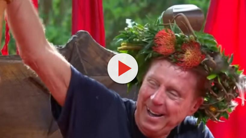 I'm a Celeb Spoilers: Harry Redknapp crowned King of the Jungle