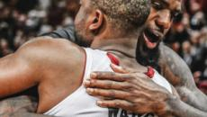 Dwyane Wade sends heartfelt message to LeBron James after last nights game