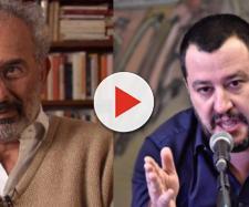 Nuovo scontro tra Matteo Salvini e Gad Lerner