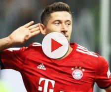 Robert Lewandowski est le meilleur buteur en Europe actuellement