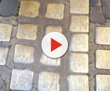 Roma, rubate pietre d'inciampo, Segre: 'Gesto orribilmente vigliacco'