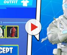 Winter skins are coming to Fortnite Battle Royale. [Image source: Swifterrs / YouTube]