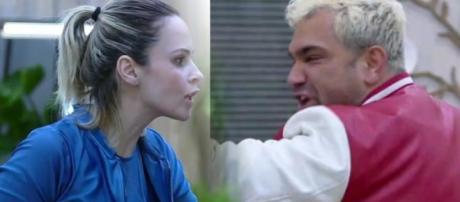 Evandro critica Ana Paula Renault após deixar A Fazenda 10 (Reprodução/R7)
