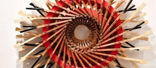 Central Park's Arsenal Gallery has the 'Wreath Interpretations' exhibition annually. / Image via the NYC Park's Department, used with permission.