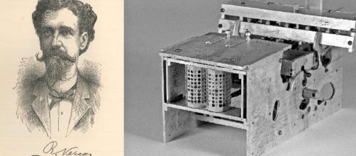 Tal día como hoy hace 185 años nacía Ramón Verea, inventor de la calculadora moderna.