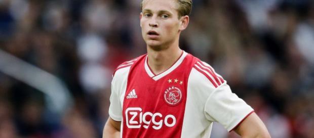 """Frenkie De Jong, la """"perla holandesa"""" que quieren varios clubes"""