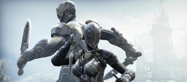 Imagem promocional de Infinity Blade III. (Foto: Reprodução)