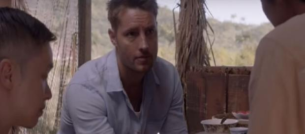 Justin Hartley plays Kevin Pearson in the show. Photo: screencap via TV Promos/YouTube