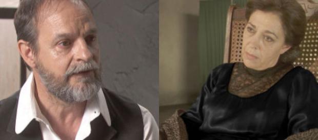 Trame, Il Segreto: Raimundo trova Donna Francisca in stato catatonico