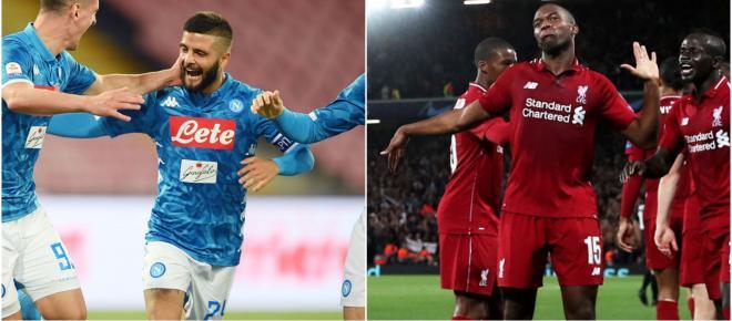 Champions League: la notte delle stelle, il Napoli a Liverpool si gioca l'Europa