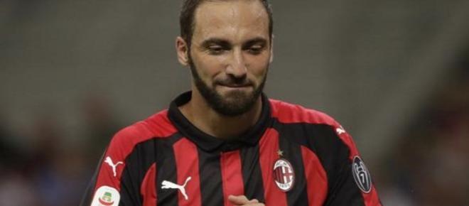 Higuain potrebbe non essere riscattato dal Milan: probabile ritorno alla Juventus (RUMORS)