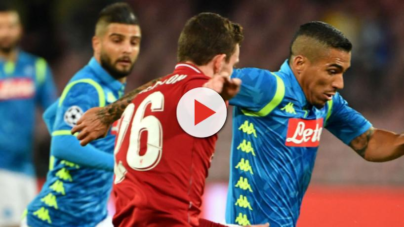 BT Sport live streaming Liverpool vs Napoli Champions League match at 22 GMT Tuesday