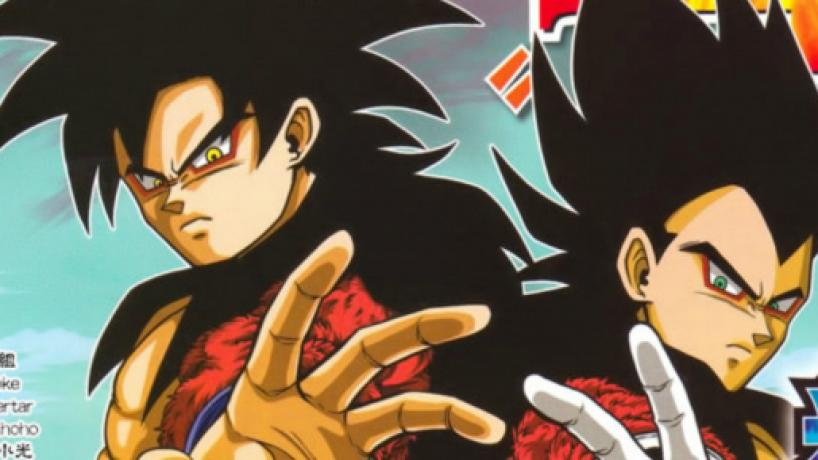 Super Dragon Ball Heroes: Goku usa la doctrina egoísta en el capítulo 5 del manga