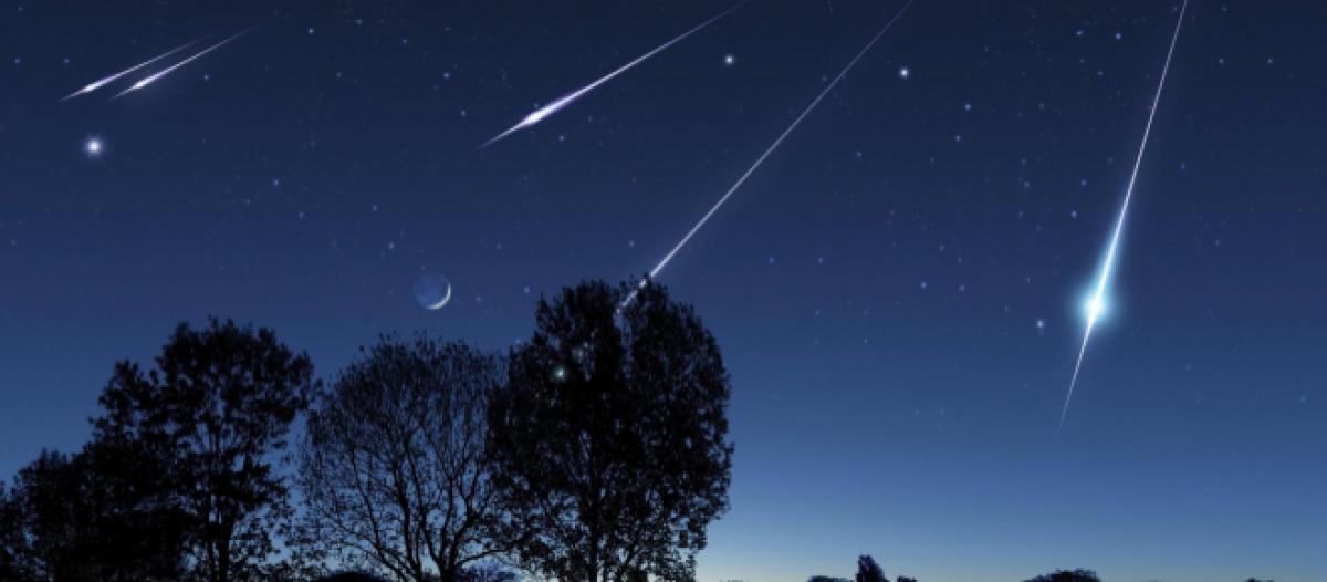 Stella Cadente Di Natale.Cometa Di Natale E Stelle Cadenti Eventi Astronomici Visibili Nel Cielo Di Dicembre