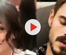 Giulia Salemi dopo il GF Vip racconta ai fan la sua relazione con Francesco (Video)